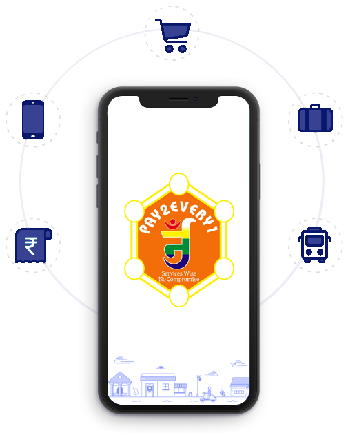 mobile app poster